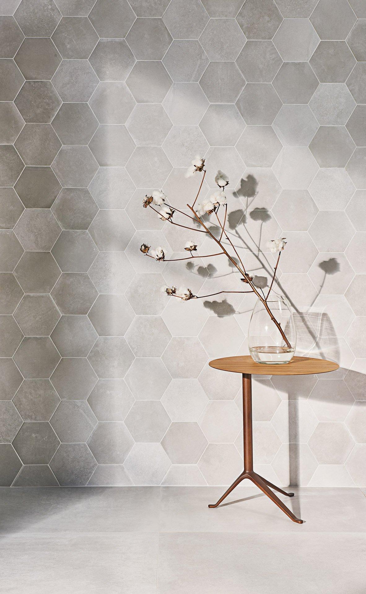 revestimento porcelanato minimalista